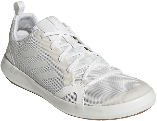 adidas TERREX ClimaCool Boat Shoes Men non dyedcore whitegrey one